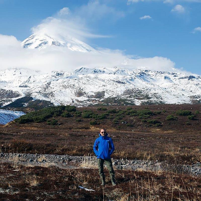 Самые крупные вулканы мира ичинская сопка