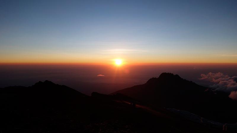 Самые крупные вулканы мира килиманджаро 3