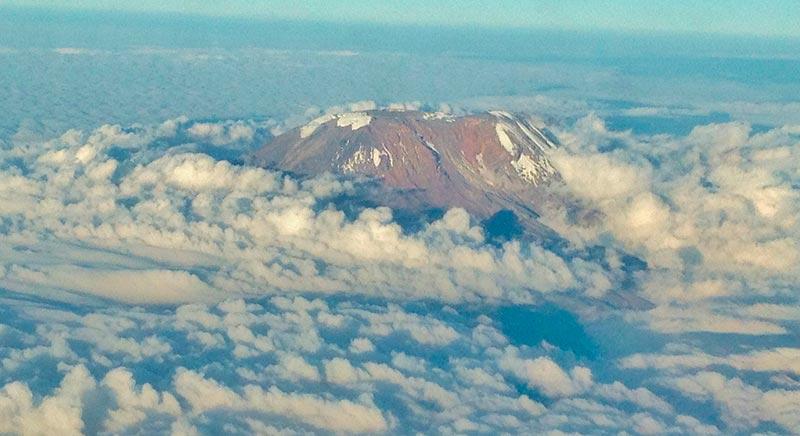 Самые крупные вулканы мира килиманджаро 4