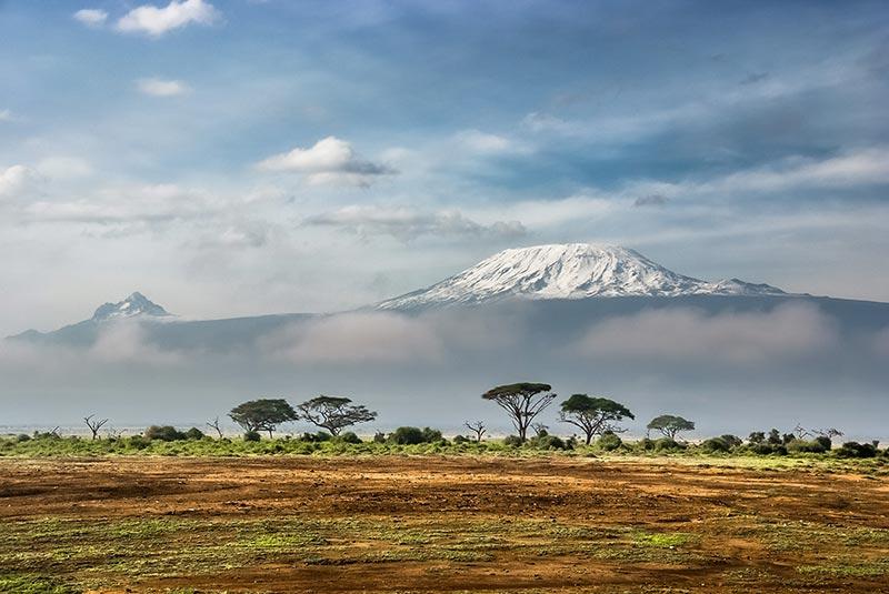 Самые крупные вулканы мира килиманджаро 5
