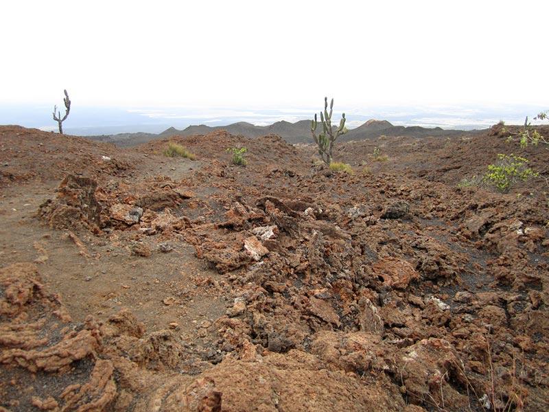 Самые крупные вулканы мира Санто-Томас