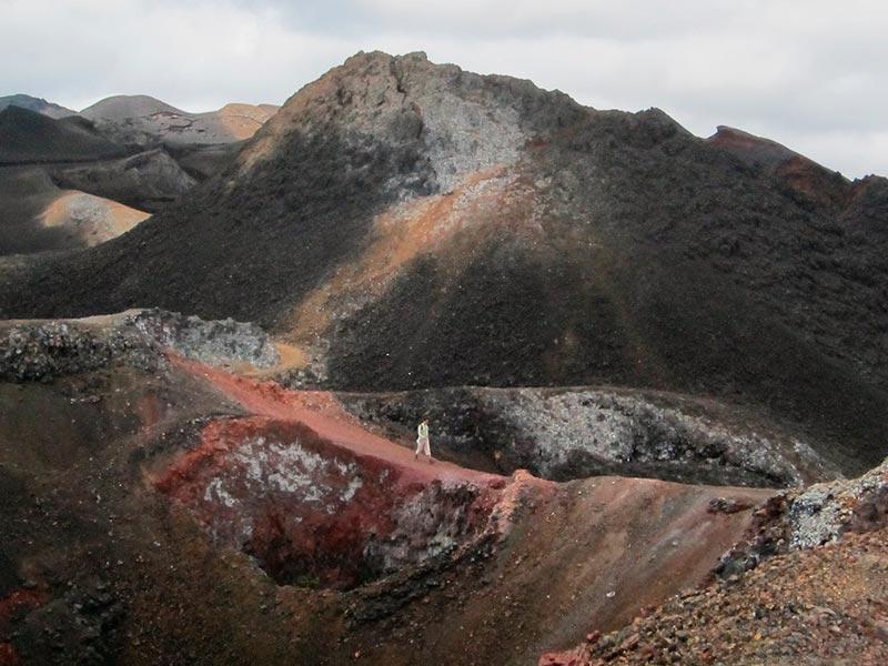Самые крупные вулканы мира сьерра негра