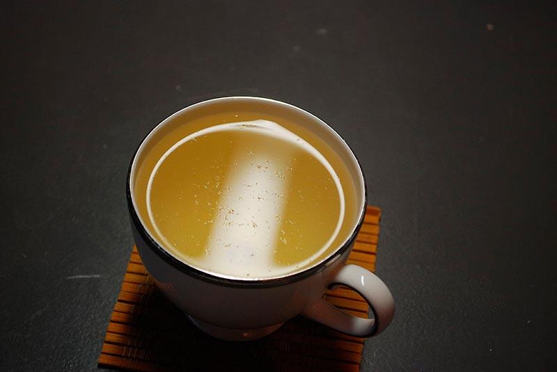 белый чай 1