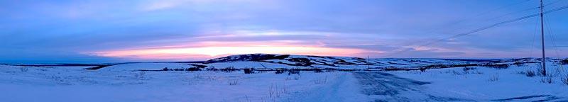 фото тундры летом и зимой 6