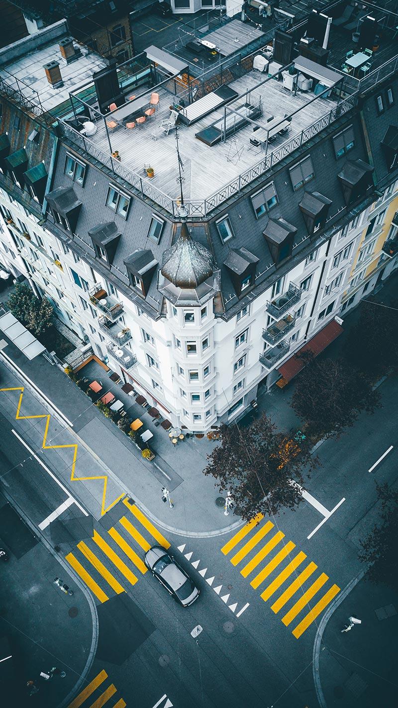 Цюрих фотографии города 35