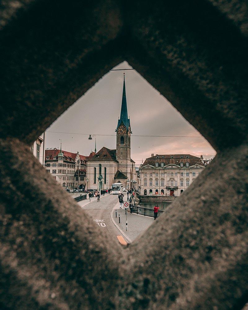 Цюрих фотографии города 36