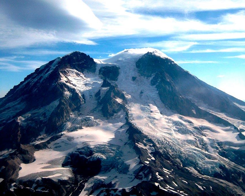 Гора Рейнир штат Вашингтон США 12