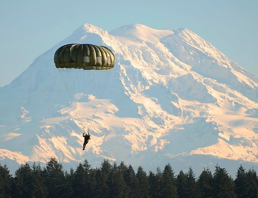 Гора Рейнир штат Вашингтон США 15