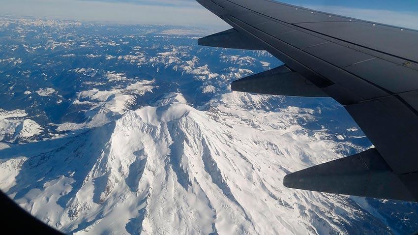 Гора Рейнир штат Вашингтон США 16