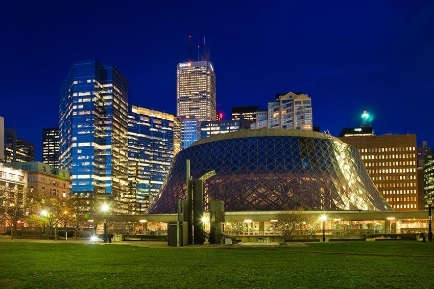 Торонто фотографии города достопримечательности 1