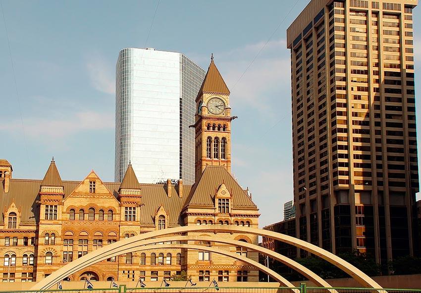 Торонто фотографии города достопримечательности 5