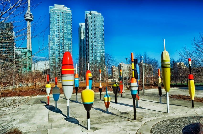 Торонто фотографии города достопримечательности 7