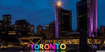 Торонто фотографии города достопримечательности