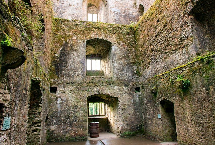 замок Бларни Ирландия 2
