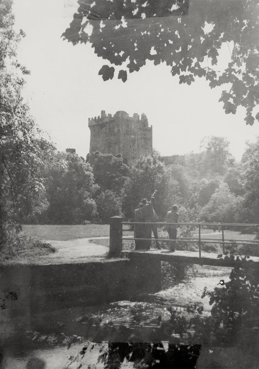 замок Бларни Ирландия 4