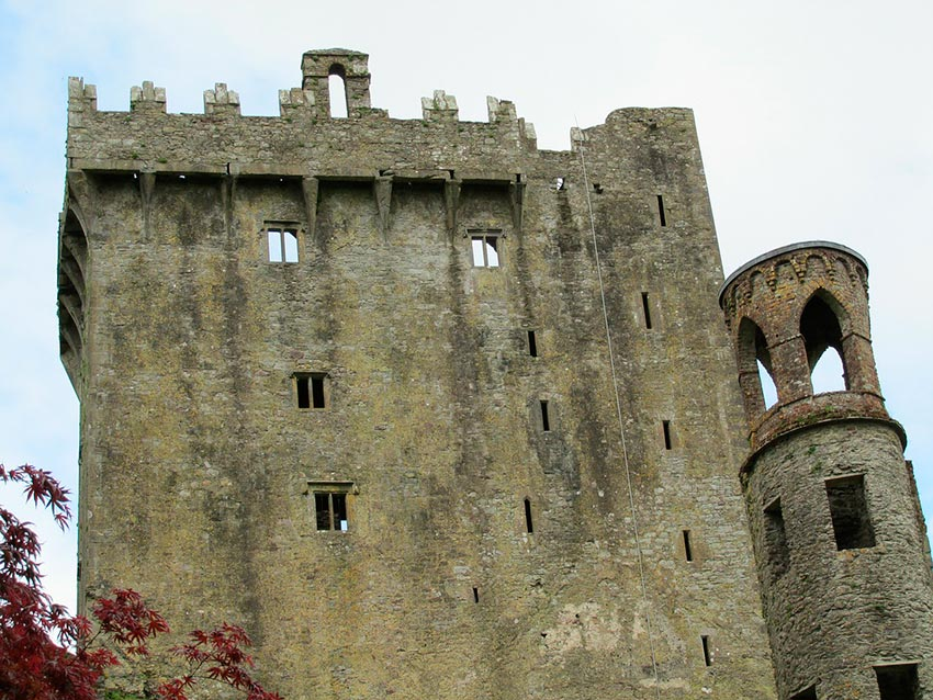замок Бларни Ирландия 6