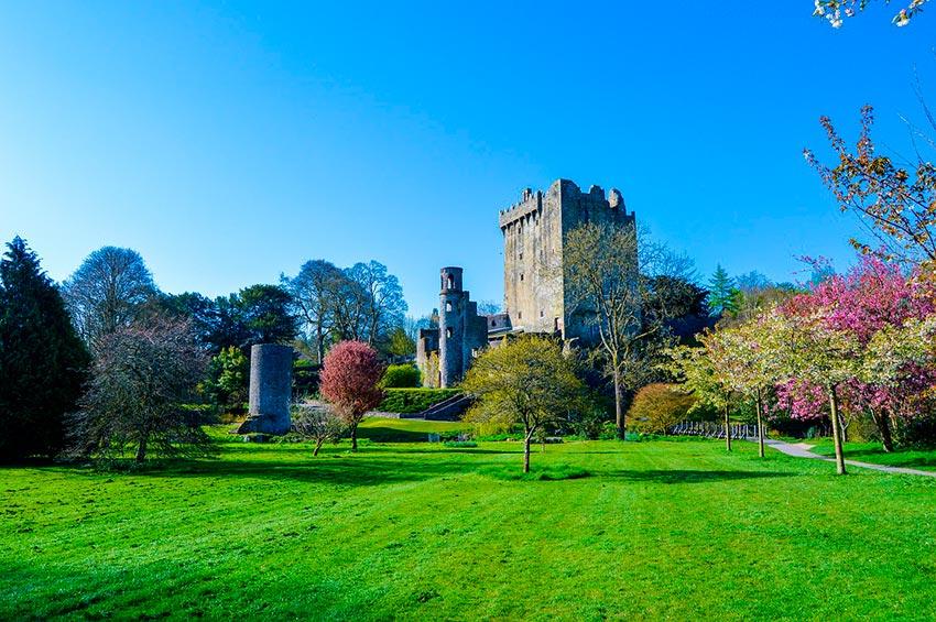 замок Бларни Ирландия 10