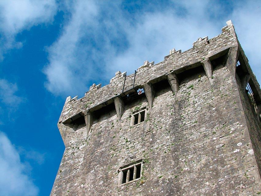 замок Бларни Ирландия 11