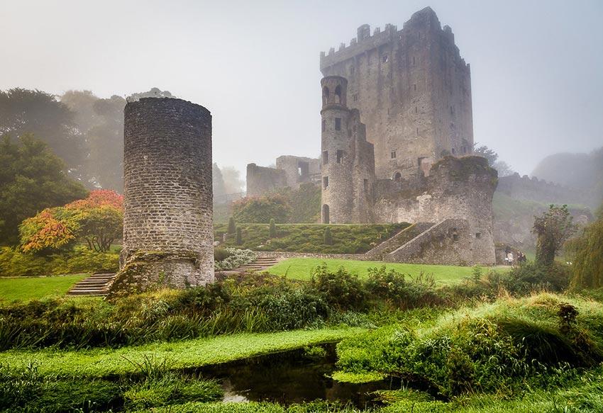 замок Бларни Ирландия 15