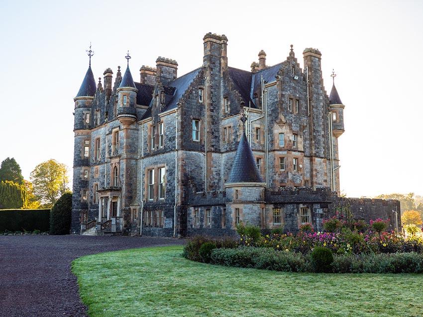 замок Бларни Ирландия 17
