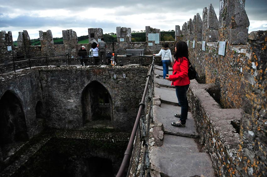 замок Бларни Ирландия 18