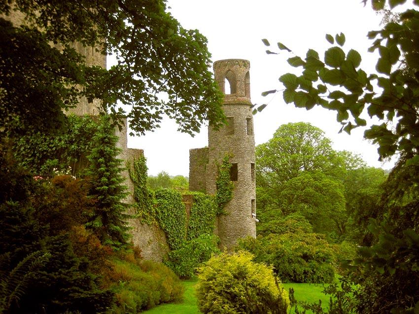 замок Бларни Ирландия 21
