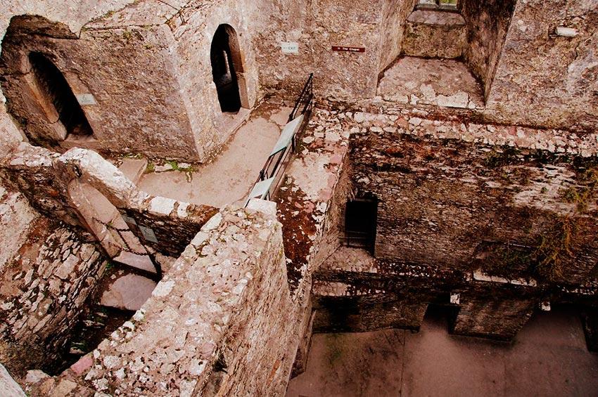 замок Бларни Ирландия 23