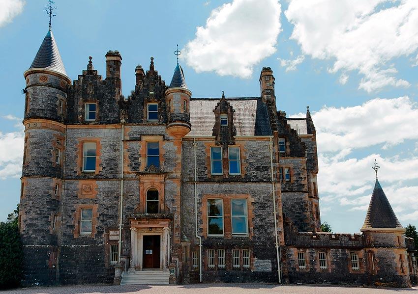 замок Бларни Ирландия 26
