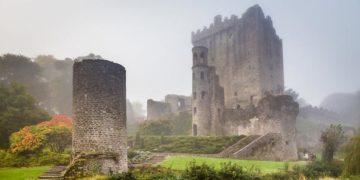 замок Бларни Ирландия