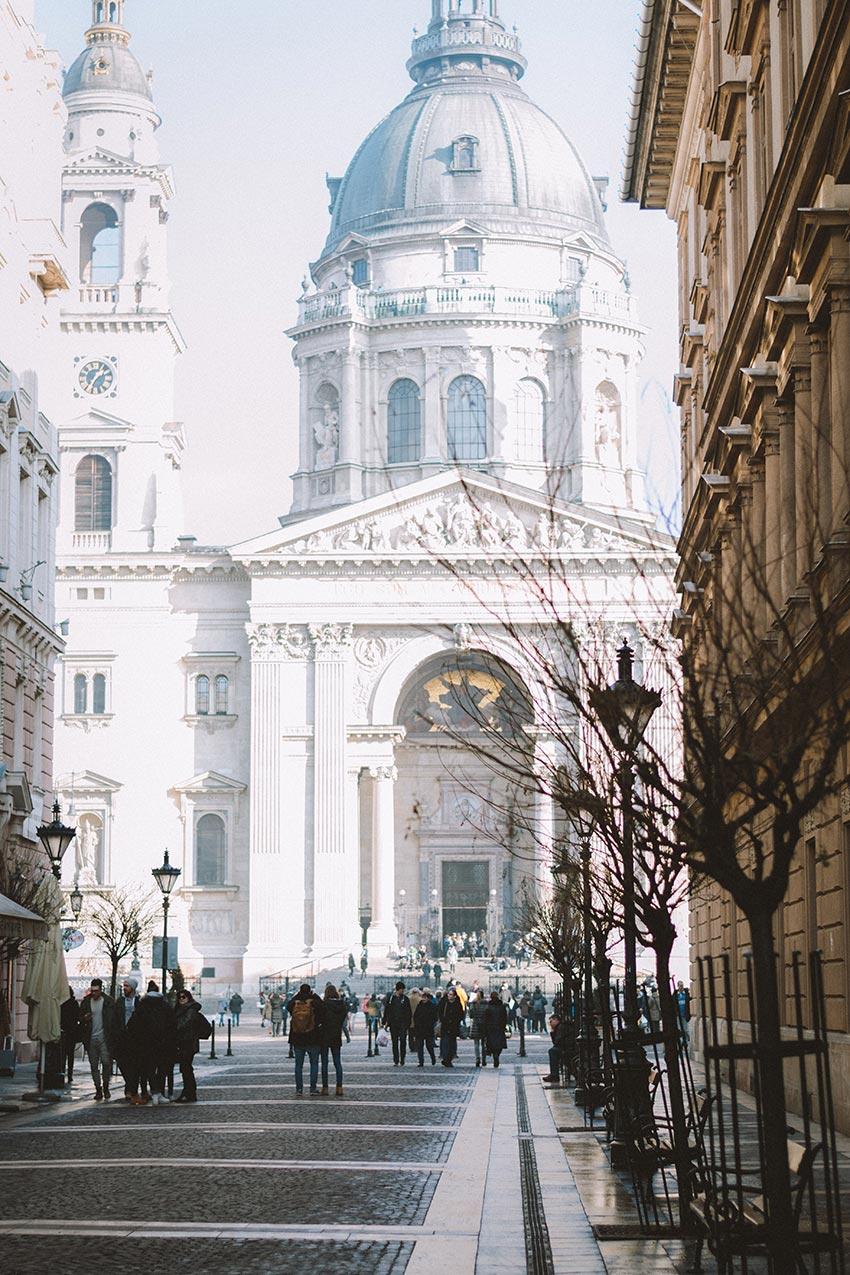 Будапешт зимой отдых фото 4