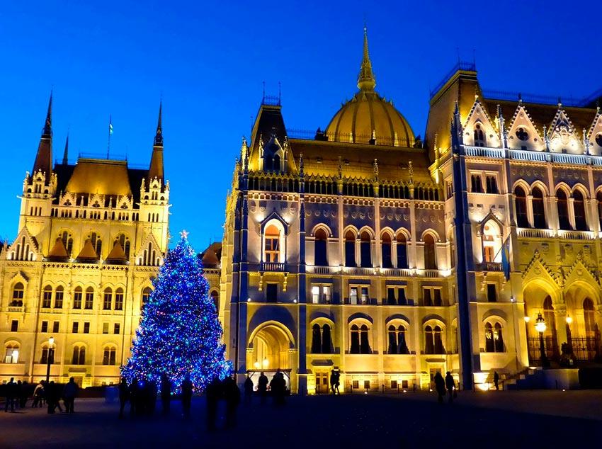 Будапешт зимой отдых фото 10
