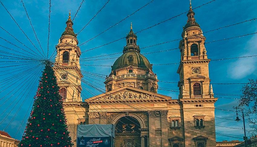 Будапешт зимой отдых фото 16