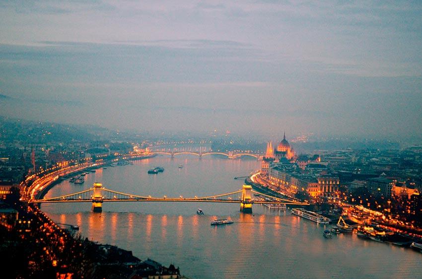 Будапешт зимой отдых фото 18