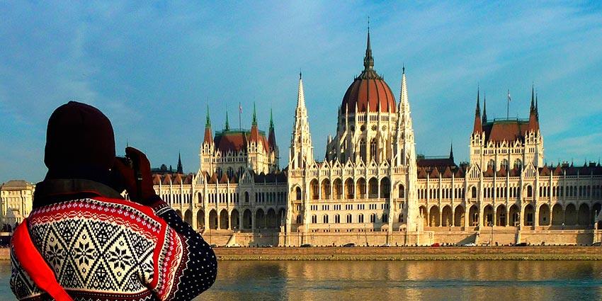 Будапешт зимой отдых фото 19