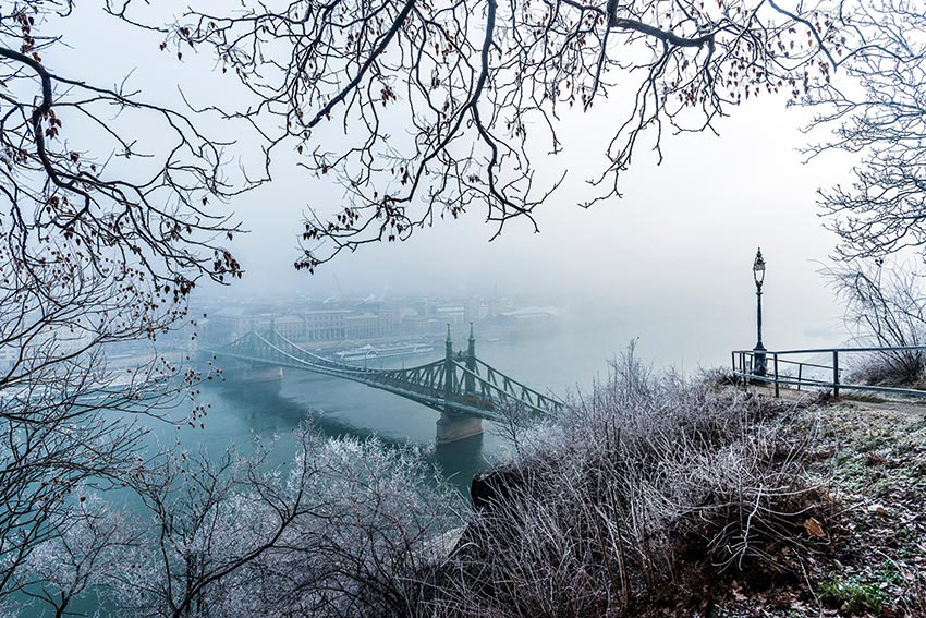 Будапешт зимой отдых фото 23