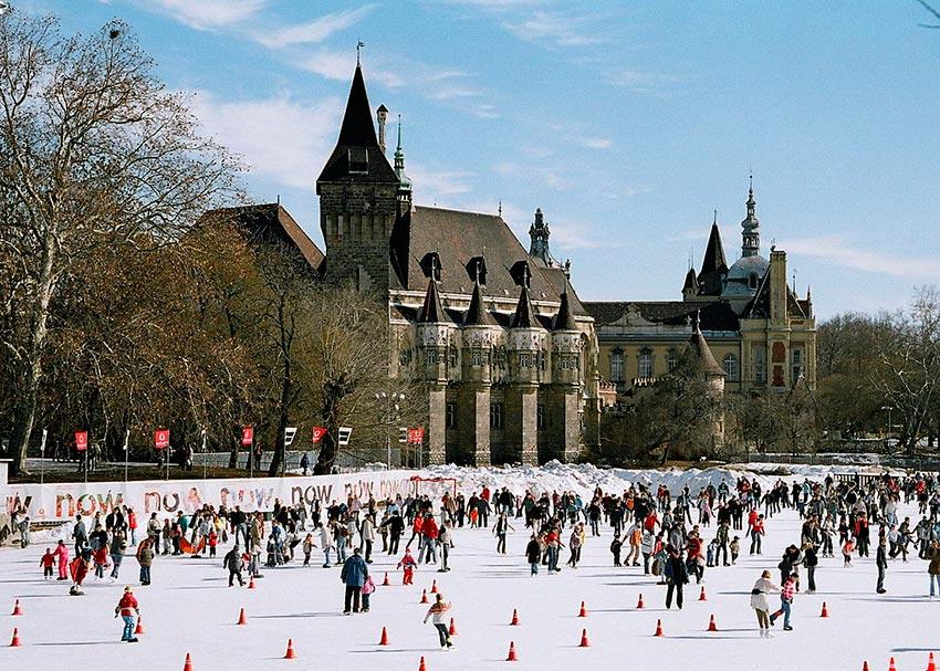 Будапешт зимой отдых фото 45
