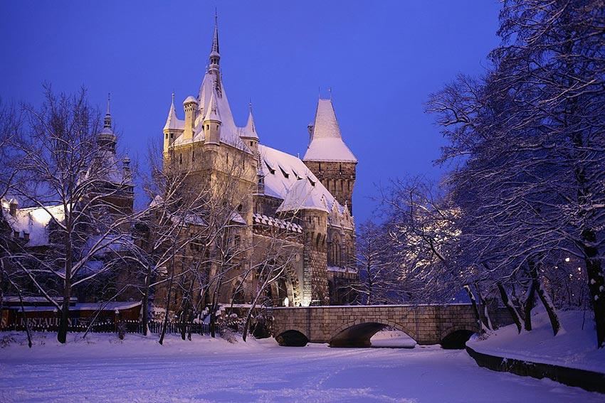 Будапешт зимой отдых фото 55