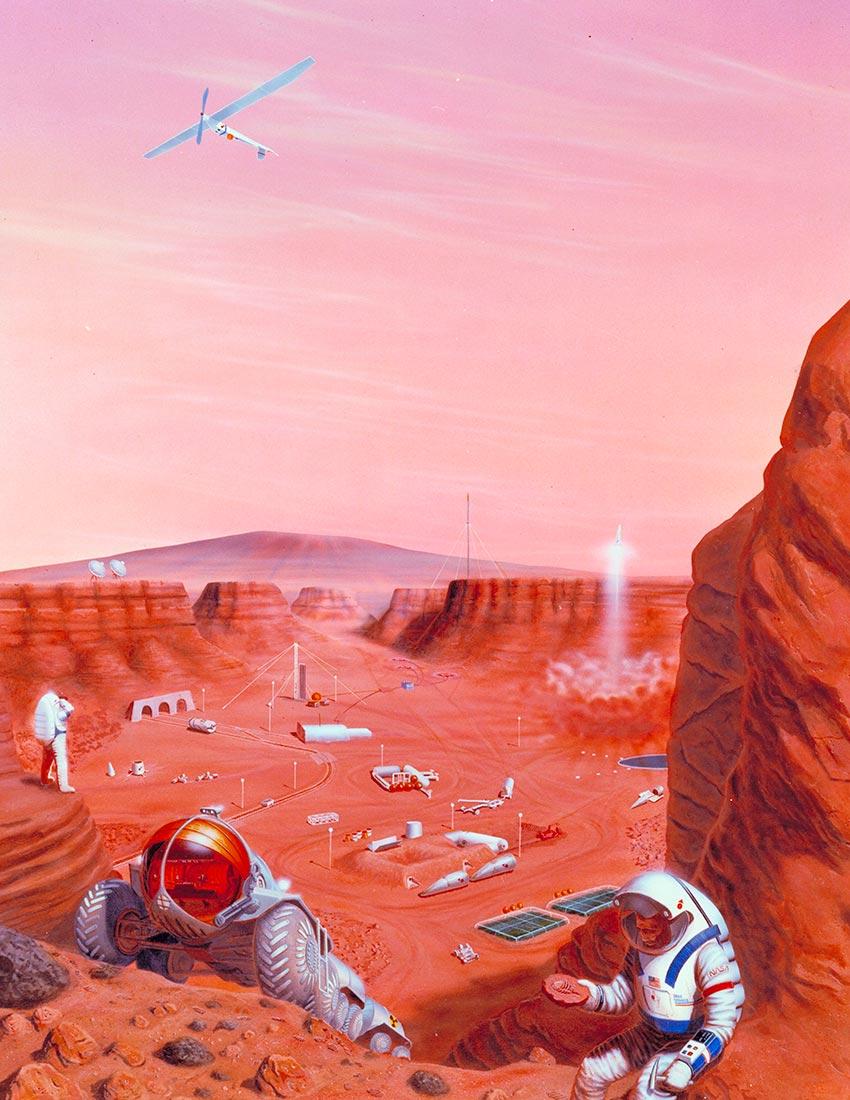 Марс вторая родина 3