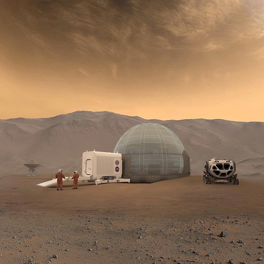 Марс вторая родина 4