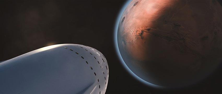 пилотируемый полет на Марс 2
