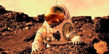 пилотируемый полет на Марс красная планета