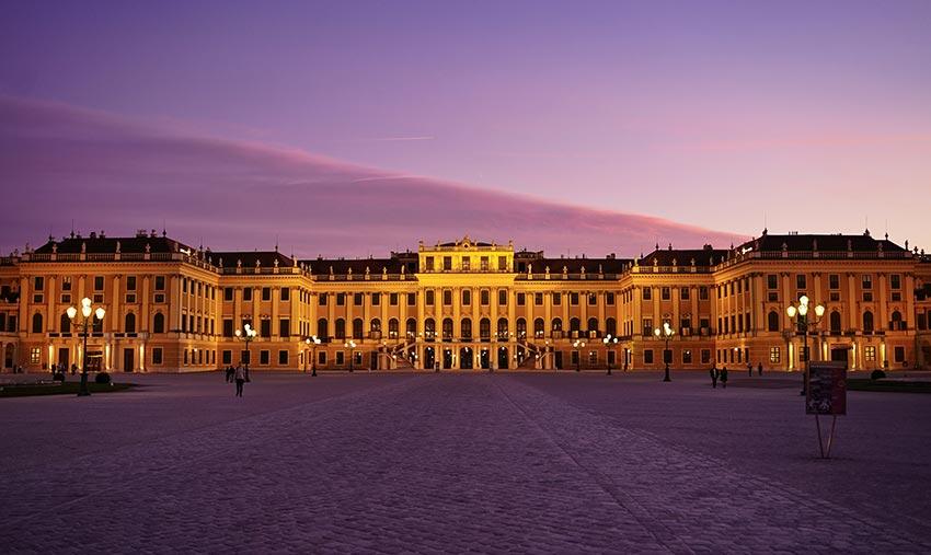 Вена зимой фото отдых 7