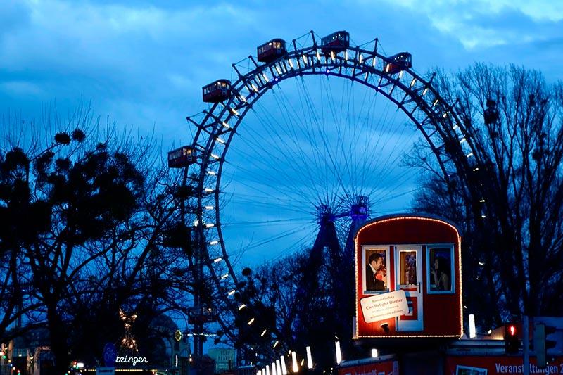 Вена зимой фото отдых 8