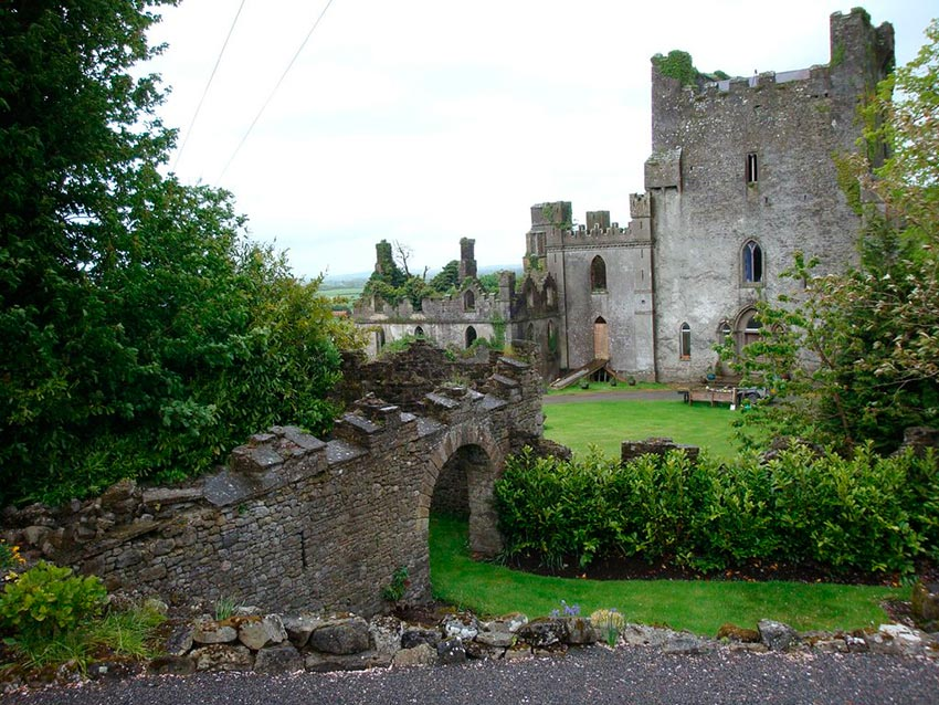 Замок Лип Ирландия фото 5