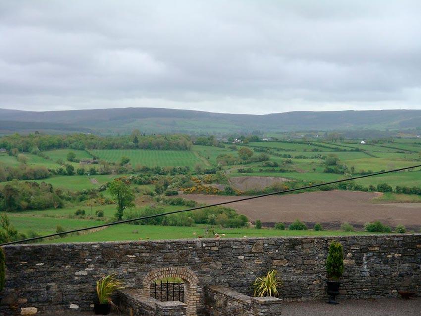 Замок Лип Ирландия фото 8