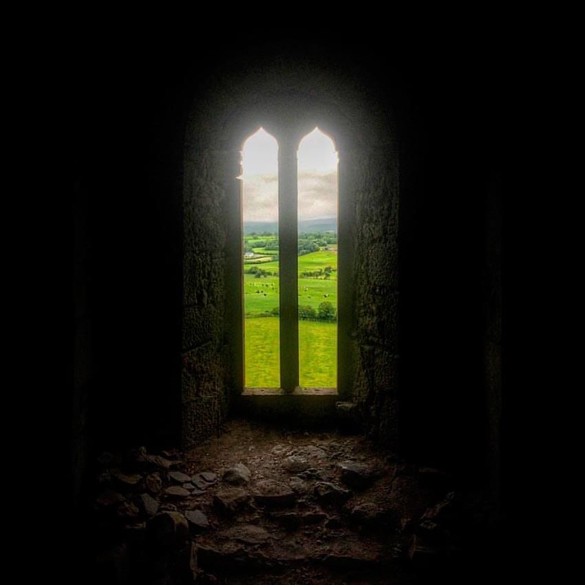 Замок Лип Ирландия фото 10