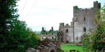 Замок Лип Ирландия фото