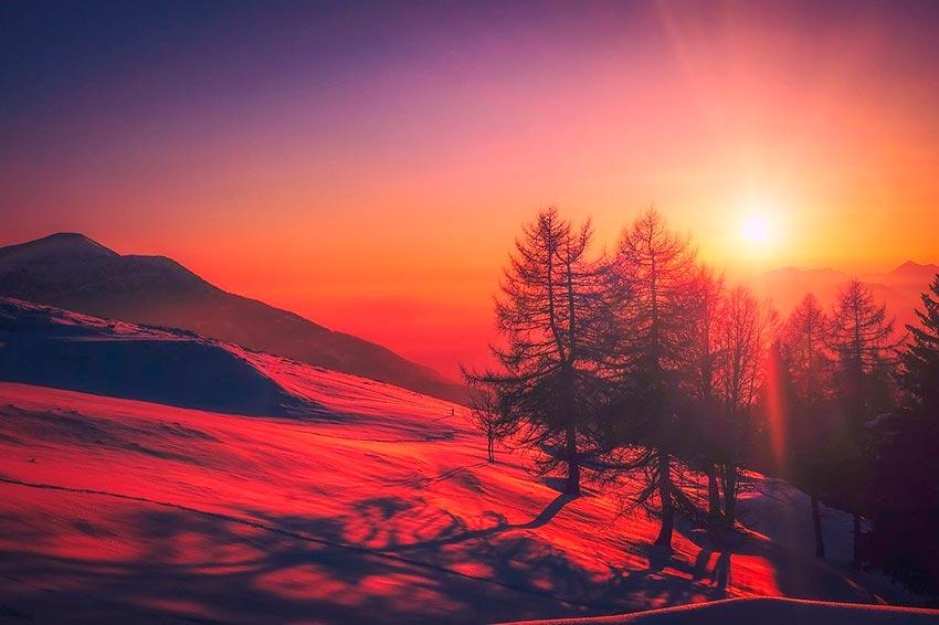Италия зимой отдых фото видео 11