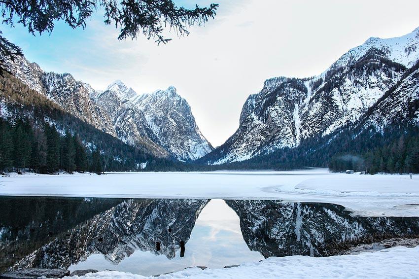 Италия зимой отдых фото видео 36