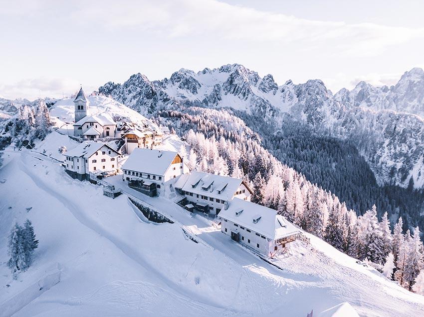 Италия зимой отдых фото видео 56
